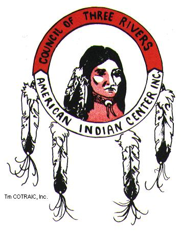 Council of Three Rivers American Indian Center logo