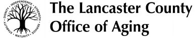 Lancaster County Office of Aging logo