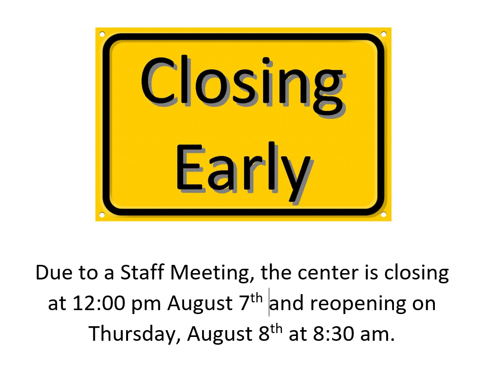 careerlink u00ae closed for staff meeting 12 00 pm